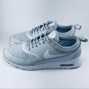 Nike Wmns Air Max Thea size 6 Pure Platinum-White